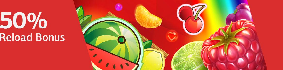 Weekend Fruity Delight