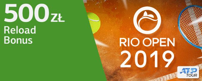 Zabawa tenisowa w Rio