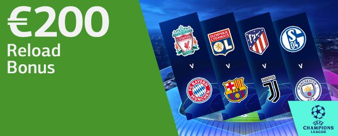 Champions League Reload