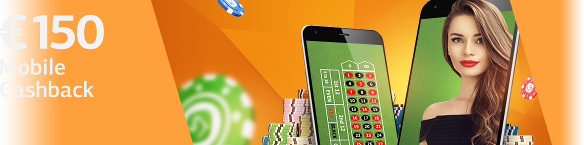 Mobile Mood in Live Casino!
