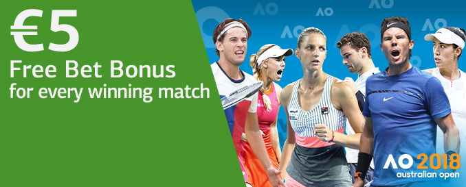 Win more with Australian Open!